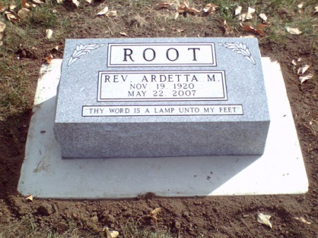 root-beveled
